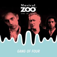 Gang of Four + Moon Duo